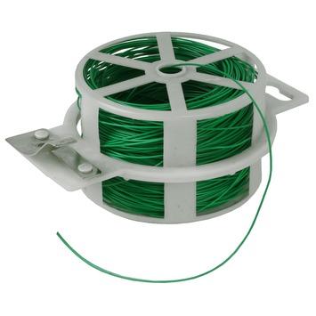 Metaaldraad groen 0,8 mm 50 m