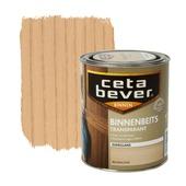 CetaBever binnenbeits transparant zijdeglans beuken 750 ml