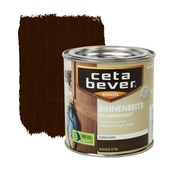 CetaBever binnenbeits transparant zijdeglans wengé 250 ml