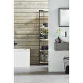 Wandbekleding Wood Wall driftwood grey (ca. 1,12 m2)