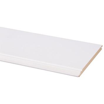 CanDo schroot MDF gegrond ca. 13,5 cm breed, lengte 260 cm 5 stuks (ca. 1.75 m2)