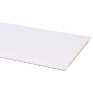 CanDo schroot MDF gegrond ca. 20cm breed, lengte 260 cm 3 stuks (ca. 1.58 m2)