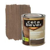 CetaBever binnenbeits transparant zijdeglans schors 750 ml