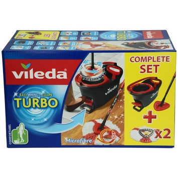 Vileda EasyWring & Clean Turbo systeem
