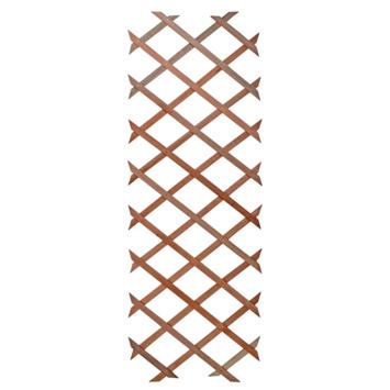 Klimrek Voor Planten.Hardhouten Klimrek 60x180 Cm Kopen Plantaccessoires Karwei