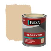 Flexa vloerverf zandsteen 750 ml