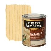 CetaBever parketlak mat blank 750 ml