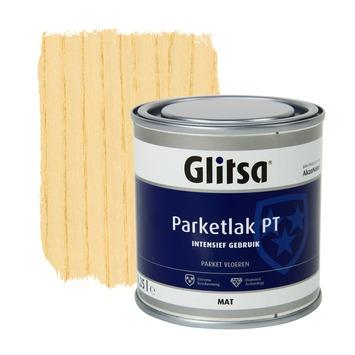 Glitsa parketlak mat blank intensief gebruik 250 ml