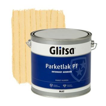 Glitsa parketlak mat blank intensief gebruik 2,5 l