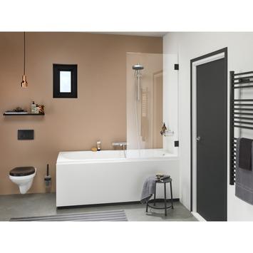 Get Wet Badwand I AM 75x160 cm Zwart