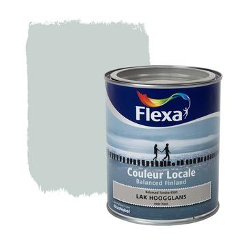 Flexa Couleur Locale lak Balanced Finland tundra hoogglans 750 ml