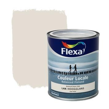 Flexa Couleur Locale lak Balanced Finland dawn hoogglans 750 ml