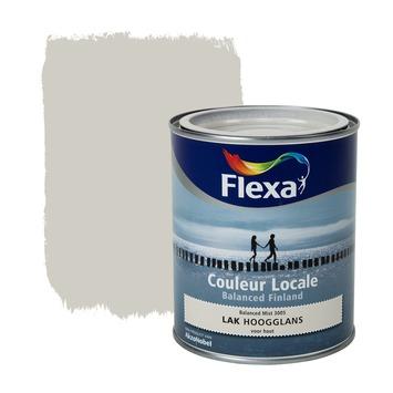 Flexa Couleur Locale lak Balanced Finland mist hoogglans 750 ml