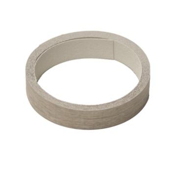 Strijkband grijs eiken 23 mm (rol 2,5 m)