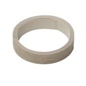 Strijkband grijs eiken 20 mm (rol 2,5 m)