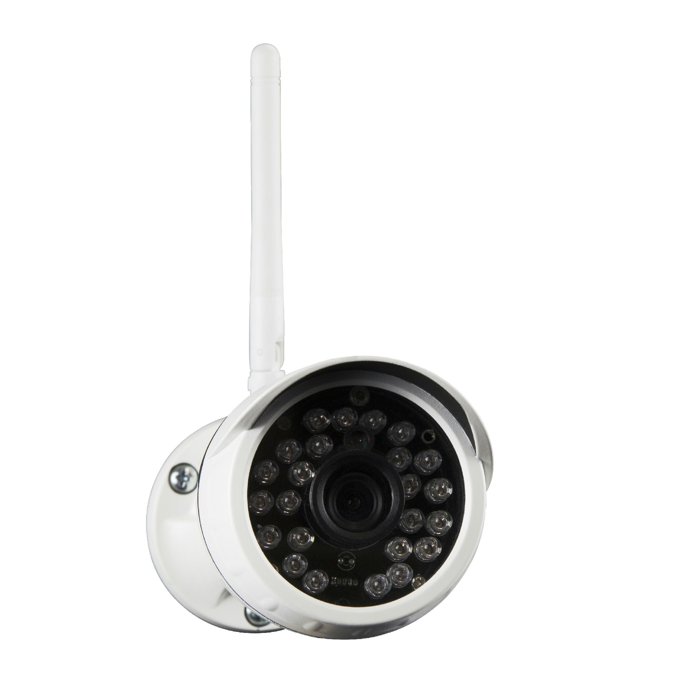 WiFi, LAN IP-camera Alecto DVC-215IP Geschikt voor App: Ja