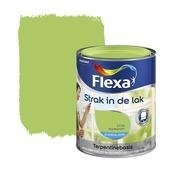 Flexa Strak in de Lak zijdeglans appelgroen 750 ml