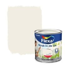 Flexa Strak in de Lak hoogglans bloesemwit 250 ml