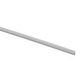 Handson tochtstrip opbouw kunststof 231,5 cm met rubber kraal