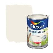 Flexa Strak in de Lak hoogglans bloesemwit 1,25 l