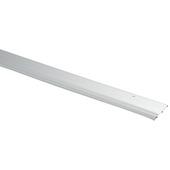 Handson slijtstrip aluminium 93 cm met rubber kraal