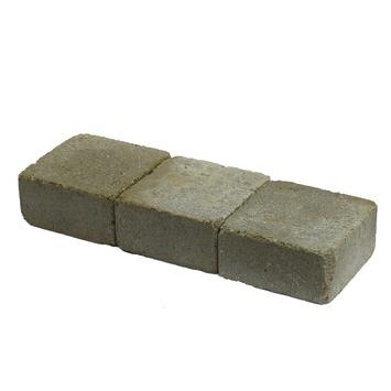 Trommelsteen Beton Grijs 14x14x7 cm - 315 Stuks / 6,18 m2
