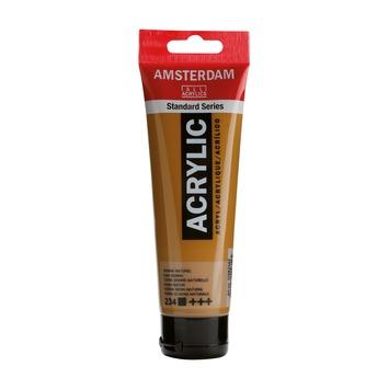 Amsterdam verf acrylverf sienna naturel tube 120ml