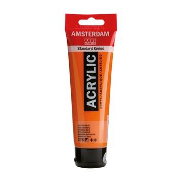 Amsterdam verf acrylverf azo oranje 120 ml