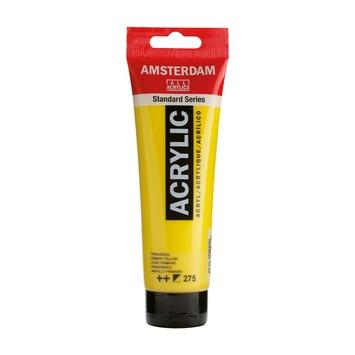 Amsterdam verf acrylverf primair geel 120 ml
