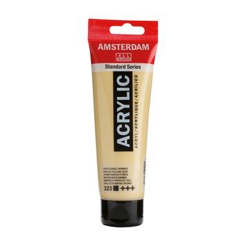 Amsterdam verf acrylverf napelsgeel donker tube 120ml