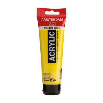 Amsterdam verf acrylverf azogeel licht 120ml