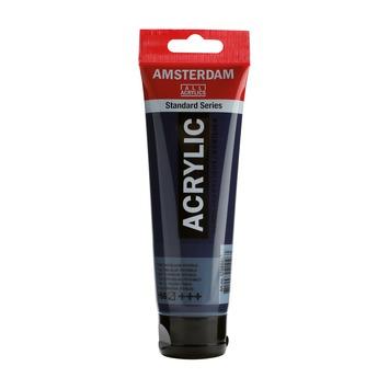 Amsterdam verf acrylverf pruisischblauw (phtalo) 120 ml