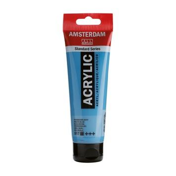 Amsterdam verf acrylverf koningsblauw 120 ml