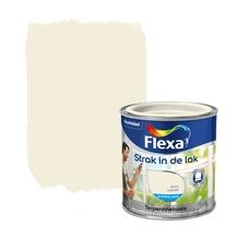 Flexa Strak in de Lak zijdeglans ivoorwit 250 ml