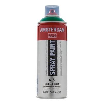 Amsterdam verf acrylverfspray paul veronesegroen 400ml
