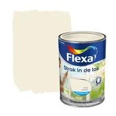 Flexa Strak in de Lak zijdeglans ivoorwit 1,25 l