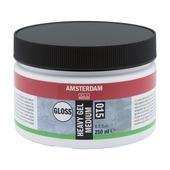 Amsterdam verf heavy gel medium glans 250ml