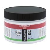 Amsterdam verf gel medium glans 250ml