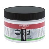 Amsterdam verf gel medium mat 250ml