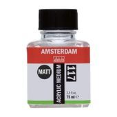 Amsterdam verf acrylmedium mat 75ml