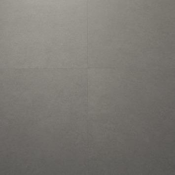 Le Noir et Blanc Dreamclick PVC Vloertegel Grijs 4V-groef 61x61 cm2,25 m2
