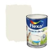 Flexa Strak in de Lak zijdeglans ral 9010 1,25 l