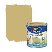 Flexa Strak in de Lak zijdeglans goud 250 ml