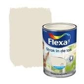 Flexa Strak in de Lak zijdeglans ral 9001 1,25 l