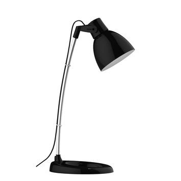 OK bureaulamp zwart