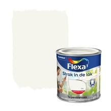 Flexa Strak in de Lak hoogglans wit 250 ml