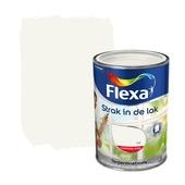 Flexa Strak in de Lak hoogglans wit 1,25 l