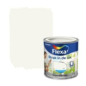 Flexa Strak in de Lak zijdeglans wit 250 ml
