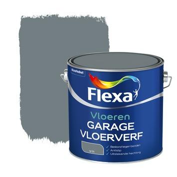 Flexa garage vloerverf grijs 2,5 l