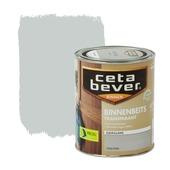 CetaBever binnenbeits transparant zijdeglans grijs 750 ml
